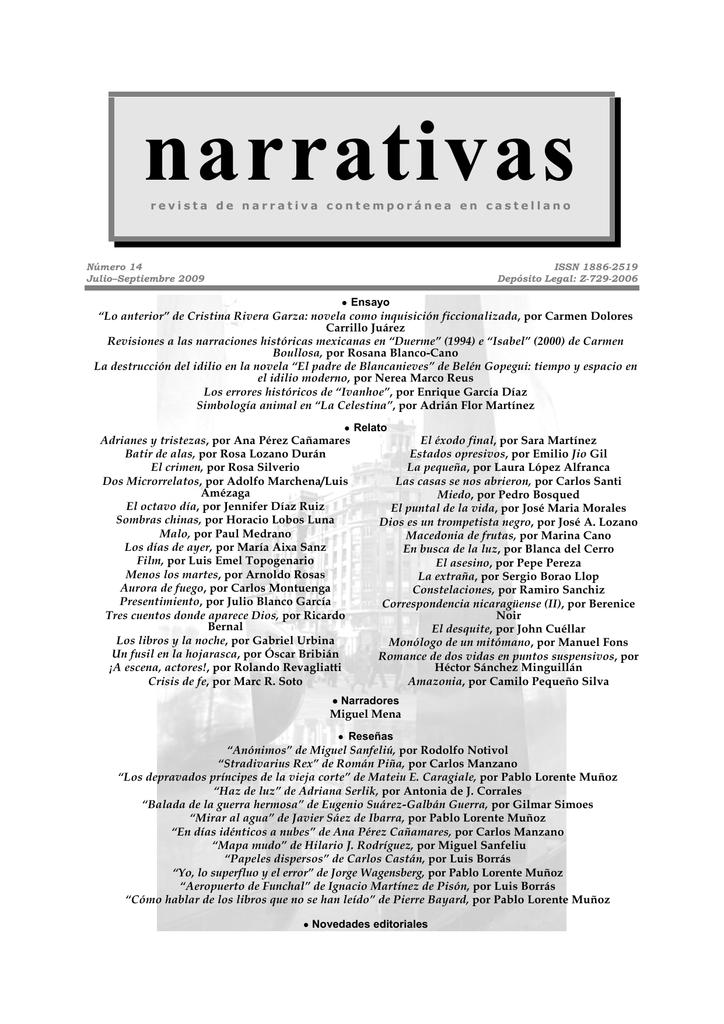 """Lo anterior"""" de Cristina Rivera Garza: novela"""