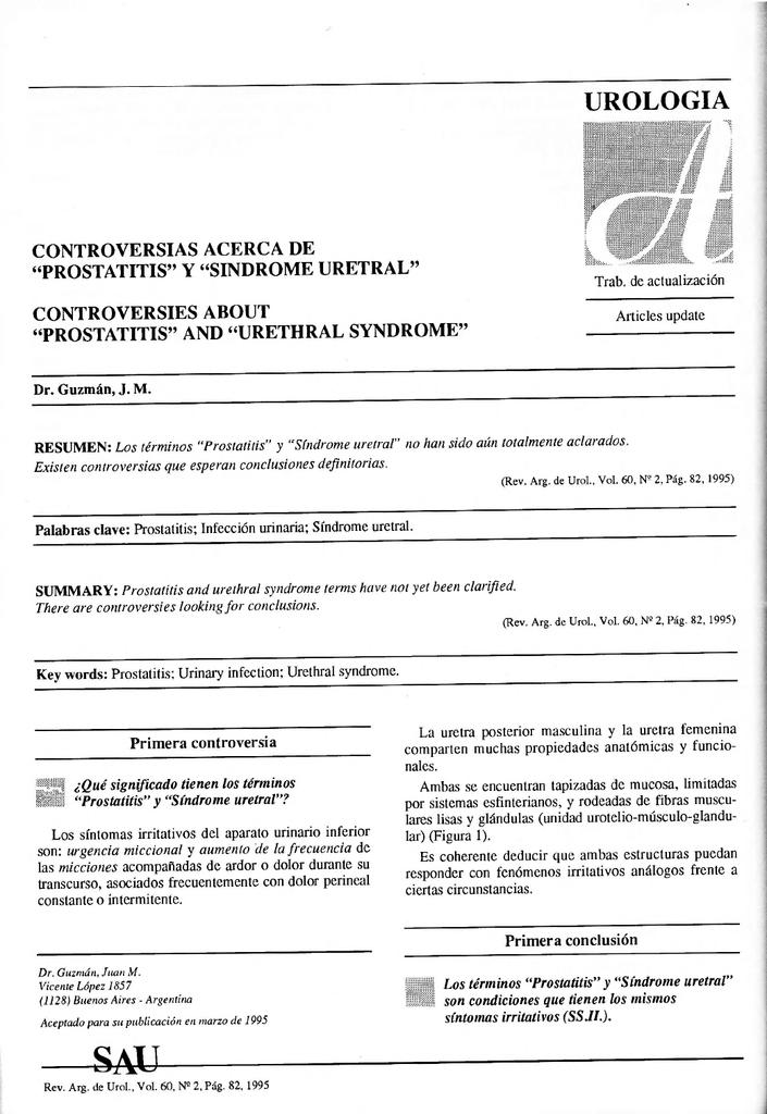 uretritis traumática femenina