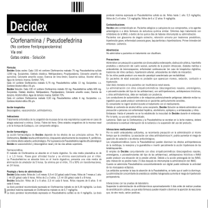 Decidex - Roemmers