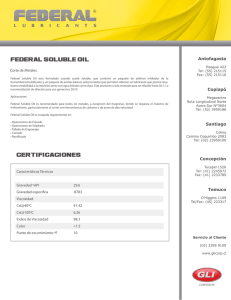 federal soluble oil