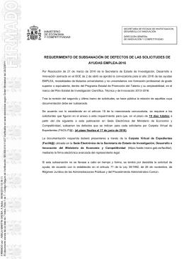 Instancia general ministerio del interior for Sede electronica ministerio del interior