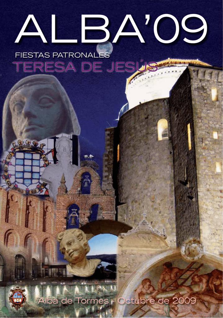 Libro Tormes Fiestas Octubre De Ayuntamiento 2009 Alba dQCoBxreW