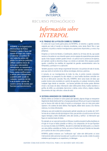 File : Información sobre INTERPOL