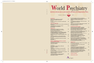 World Psychiatry - World Psychiatric Association
