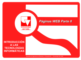 descripcion html - Campus Virtual