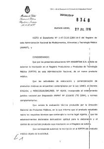 Disposición 8348 - 16