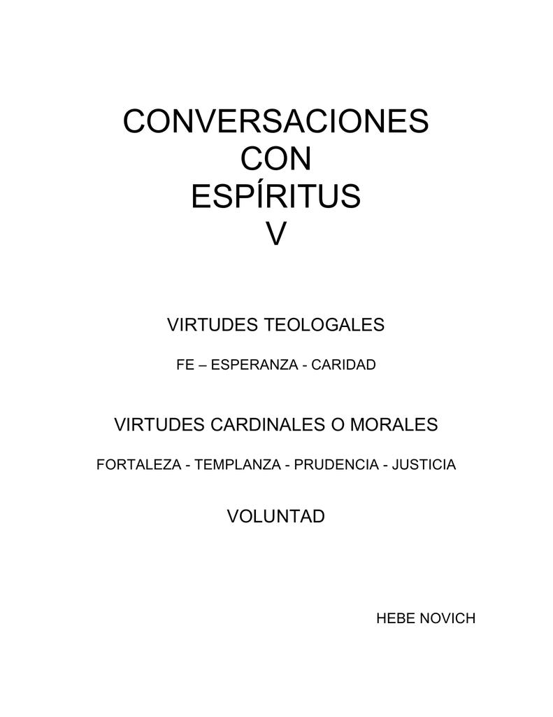 Transferencia De Espiritus Pdf