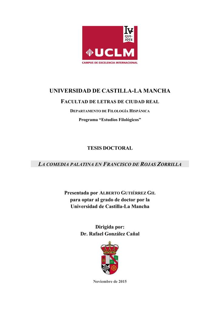 Ruidera - Universidad de Castilla