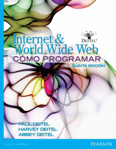 Internet & World Wide Web Como Programar, 5ta Edición - Deitel-FREELIBROS.ORG