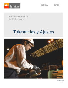 ToleranciasyAjustes Ternium