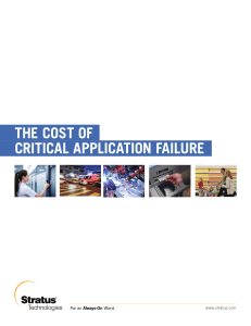 Cost-Of-Critical-App-Downtime