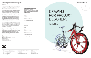 Drawing for Product Designers de Kevin Henry