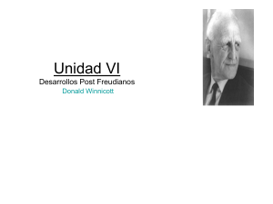 ppt donald-winnicott