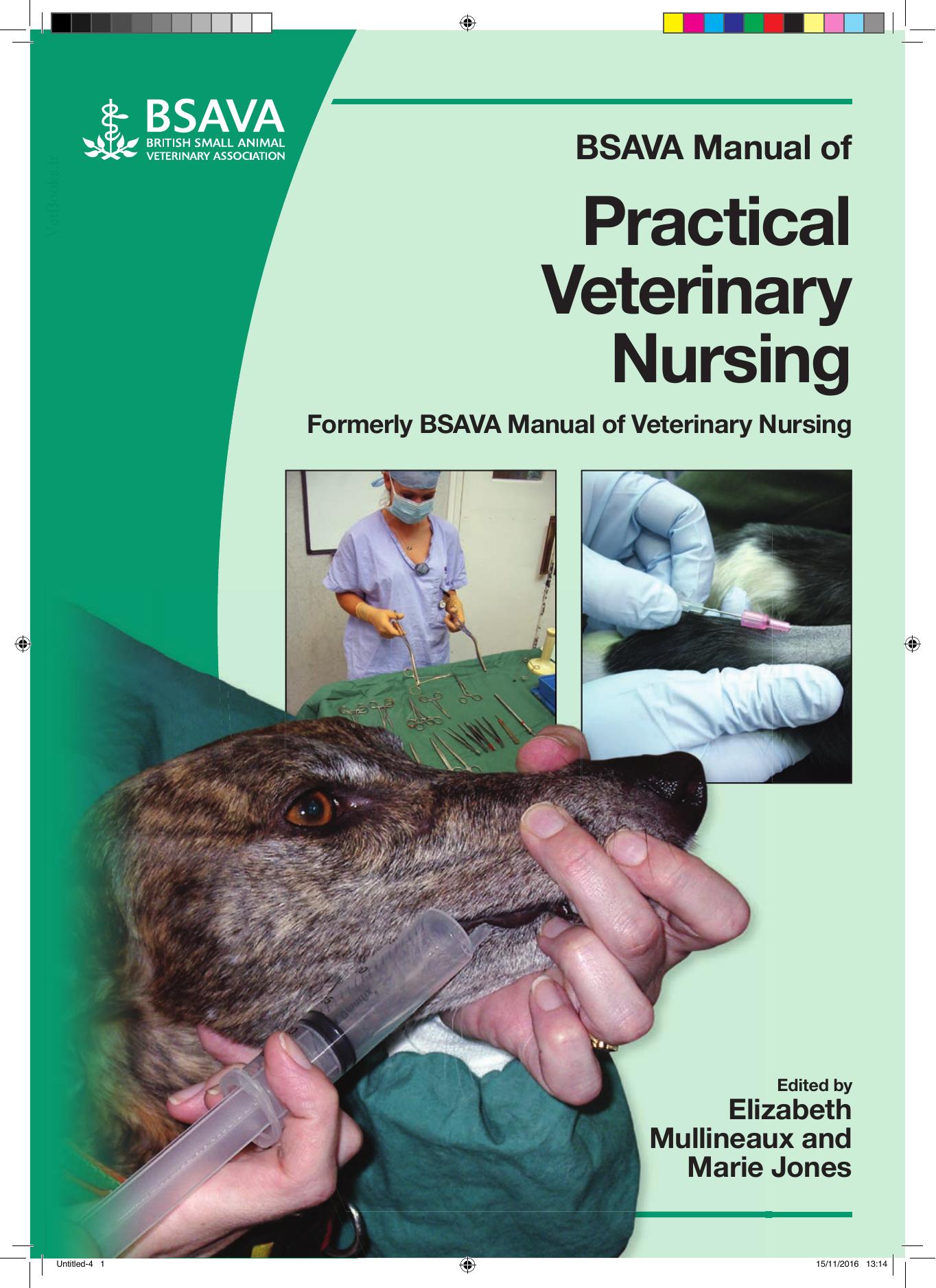 BSAVA Manual of Practical Veterinary Nursing