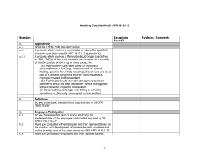 08 PSM Auditing Checklist