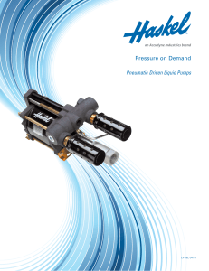 Haskel Liquid Pumps Booklet Web