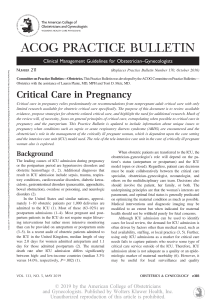 ACOG Practice Bulletin No  211  Critical Care in.39