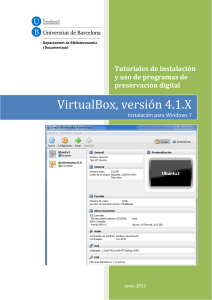 Tutorial-VirtualBox