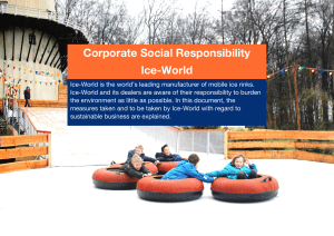 20190307 - CSR Policy - Ice-World