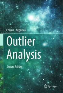 Book Outlier Analysis