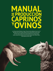 Manual de produccion de caprinos y ovinos
