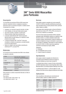 3m serie 8000 mascarillas technical datasheets (4)