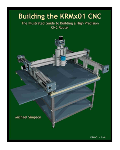 BOOK Building the KRMx01 CNC