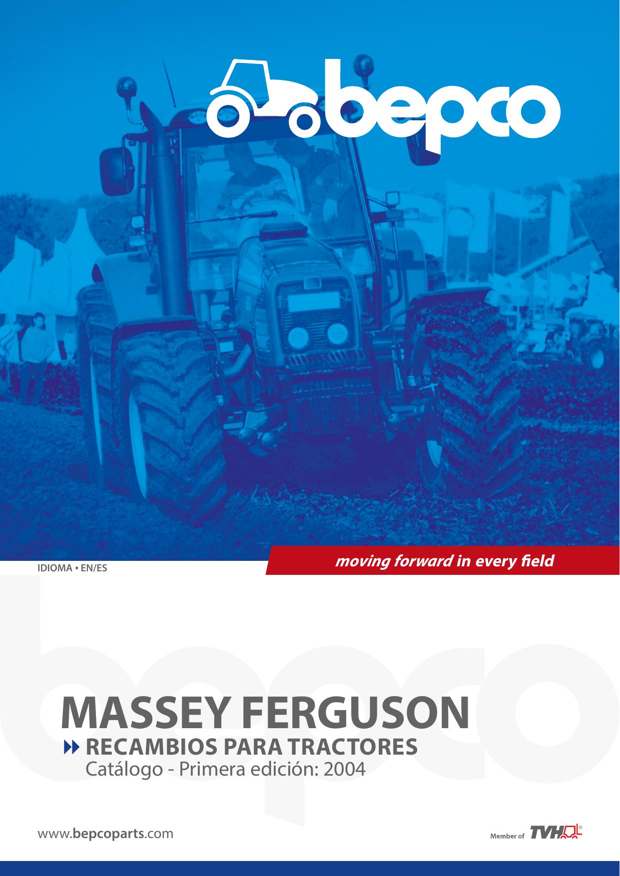 Anillo del volante Engranaje Massey Ferguson 35 35X 133 148 152 165 168 240 245 265 290