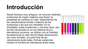 introduccion acido base
