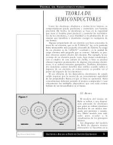 Teoría de semiconductores