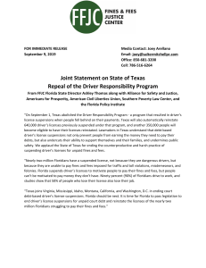 TX Repeal FFJC Joint Statement
