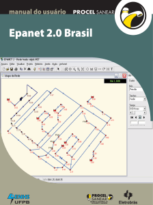 manual do epanet brasil