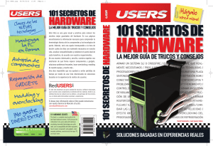 101 secrestos de PC USERS