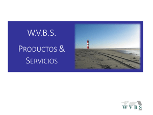 WVBS Business Presentation Andes