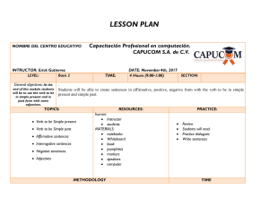 lesson plan basic 2,saturday 4de November