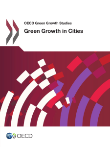 oecdgreengrowthincities