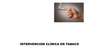 INTERVENCION CLÍNICA EN TABACO ideas
