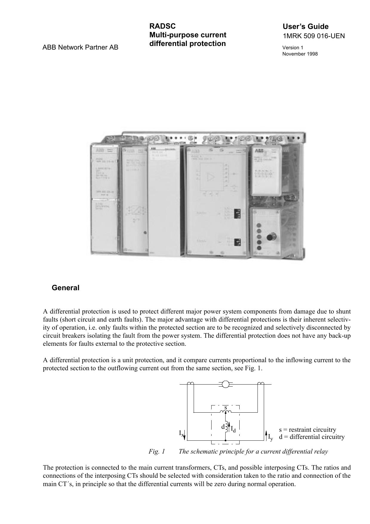 [GJFJ_338]  RADS   Abb Current Transformer Wiring Diagram      Studylib