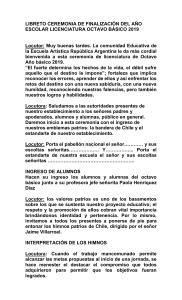 libreto modificado licenciatra