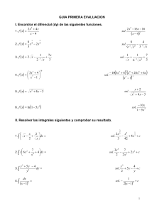 GUIA CALCULO INTEGRAL