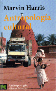 Libro-Harris Marvin Antropologia cultural Ant-1