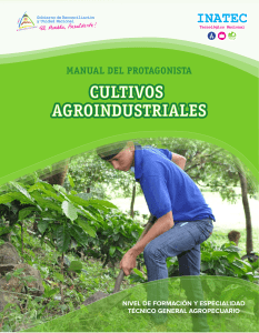 AGROINDUSTRIALES INATEC