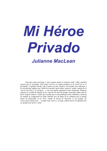 Julianne MacLean - Mi Héroe Privado