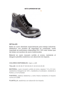 FT BOTA SUPERIOR 920