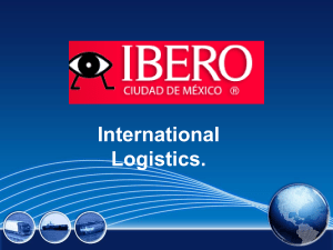 Diplomado nuevo en logistica Tema III-English2