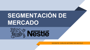 NESTLE - ORIGINAL EXPO