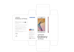 REDISEÑO PACKAGING CELULAR SAMSUNG
