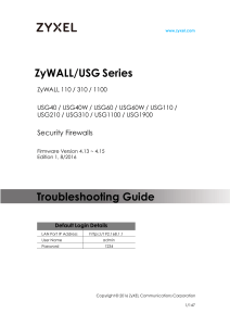 TroubleshootingGuide