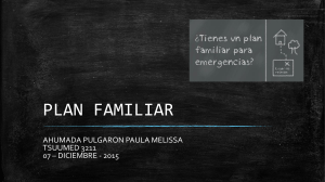 PLAN FAMILIAR TSUUMED PREZI