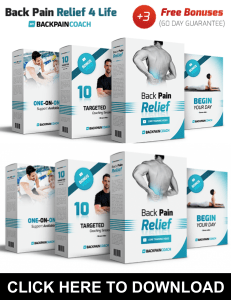 Back Pain Relief 4 Life PDF, eBook by Ian Hart